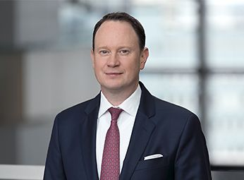 Erik Müller, CEO of Eurex Clearing AG